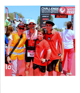 Finisher Half Challenge Calella 2012