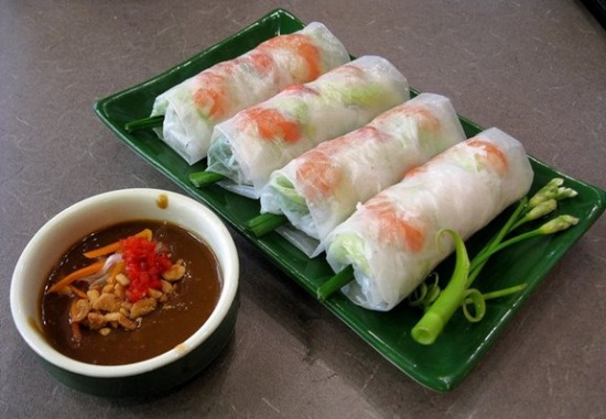 """In Vietnamese cuisine , probably not any dish """"pleasant"""" as Goi cuo..."""