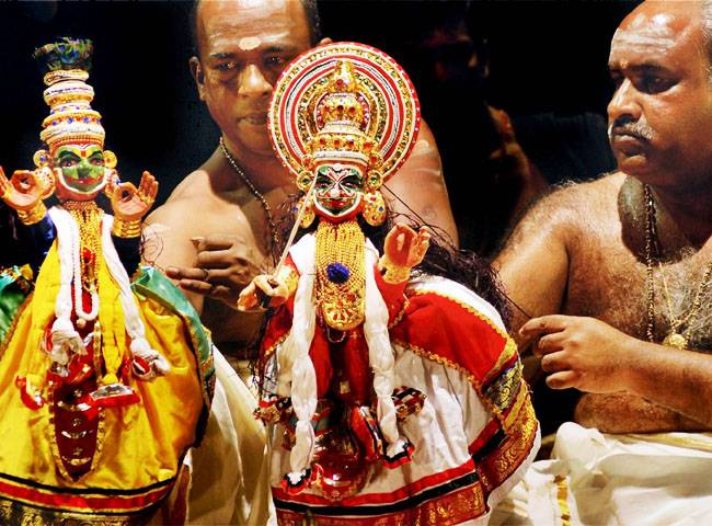 essay on puppetry in india