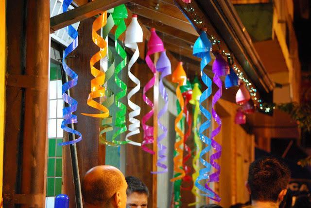 decoração para festa junina - São João reciclagem