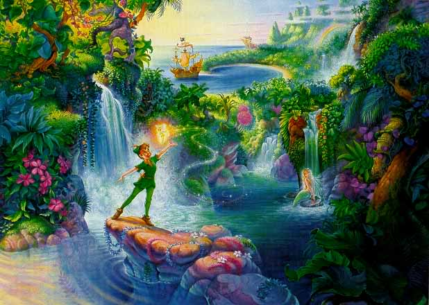 aging peter analysis of peter pan Since its earliest incarnation in the writing of james barrie, the story of peter pan has been continuously adapted barrie himself adapted the story numerous times, across a plethora of different media.
