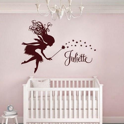 Une Décoration chambre bébé Stickers