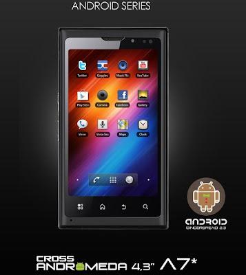 Cross Meraih Handphone Lokal Terbaik 2012