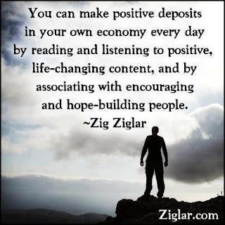 positive change, change, economy, deposits, value