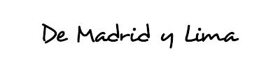 De Madrid y Lima