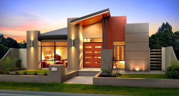 Modern Minimalist Home Design house design: modern minimalist home design ideas