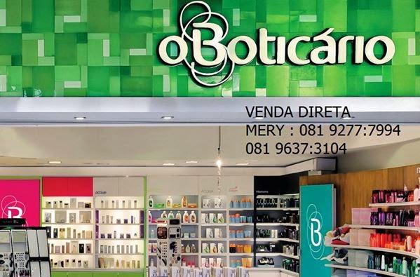 O BOTICÁRIO VENDA DIRETA - SEJA VOCÊ TAMBÉM REVENDEDOR (A)