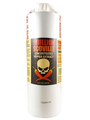 1-lb 1 Million SHU pepper extract