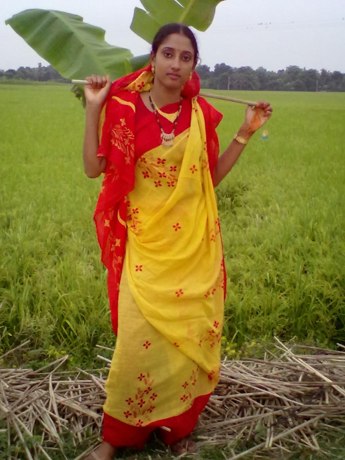 Pure Bangladeshi Village Cute Girls Sexy Unseen Photos 2014