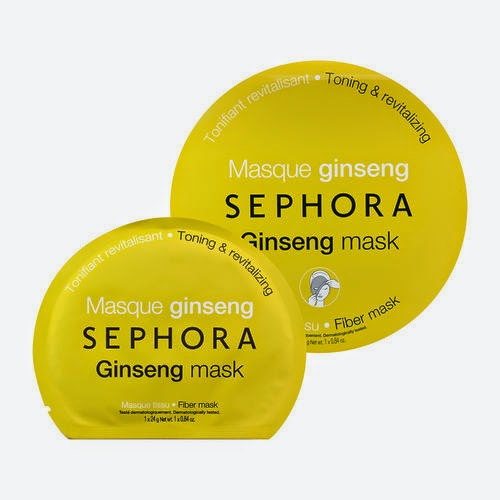 Preview: Nuove maschere viso in tessuto - Sephora