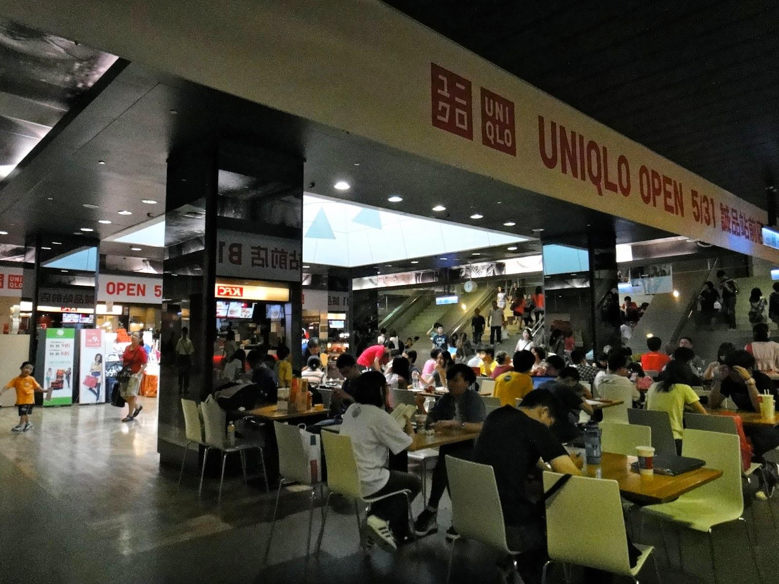 K Underground Mall Taipei Main Station