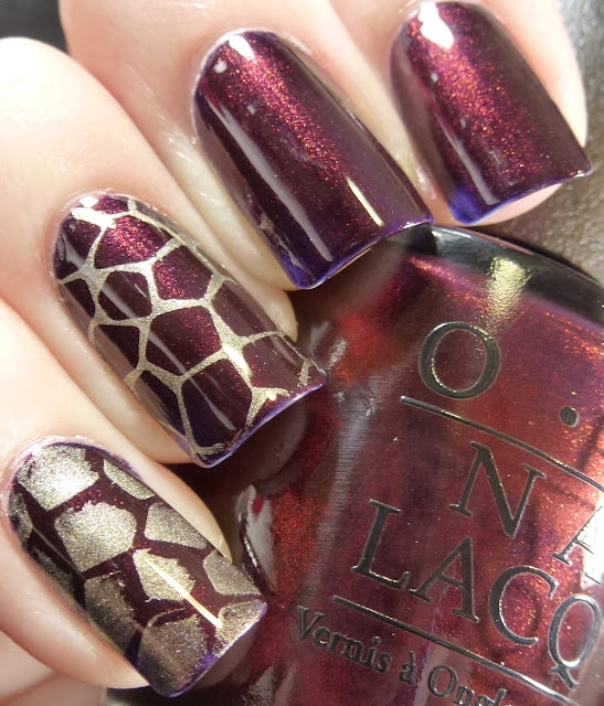 Every Month Is Oktoberfest, Germany Collection, OPI, swatch, Bundle Moster Plate BM-313