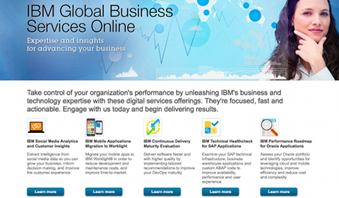 IBM Global Business Services Online