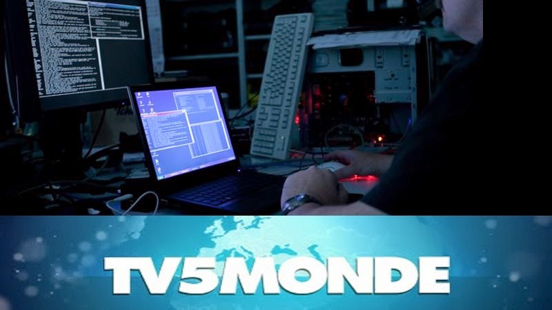 TV5MONDE Hacked, Pro-ISIS Hackers , French TV network hacked