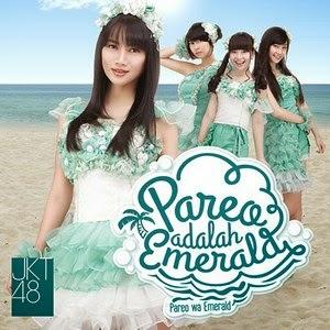 JKT48 - Pareo Adalah Emerald (Full Album 2015)