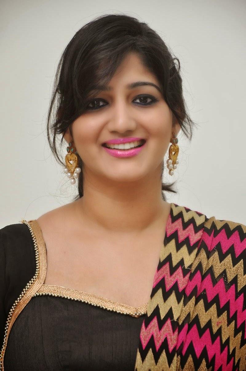 ... Menon - Telugu Cute Singer Tamilnadu Kerala TV Anchor Latest