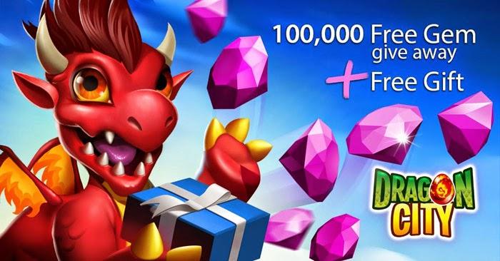 imagen de ganar 100.000 gemas en dragon city