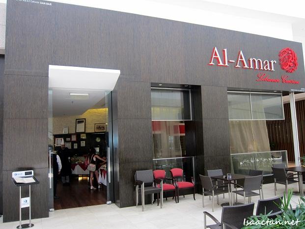 Al amar lebanese cuisine pavilion events for Al amar lebanese cuisine