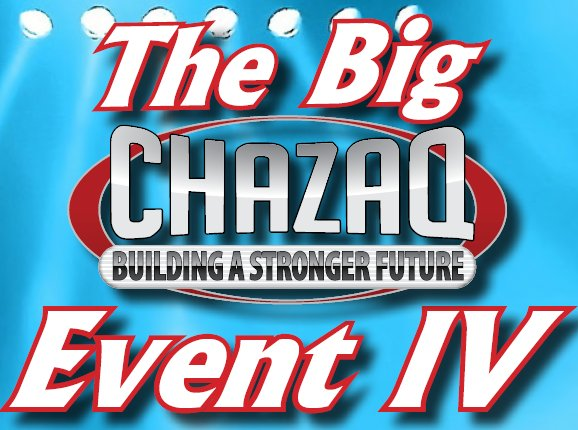 The Big CHAZAQ Event