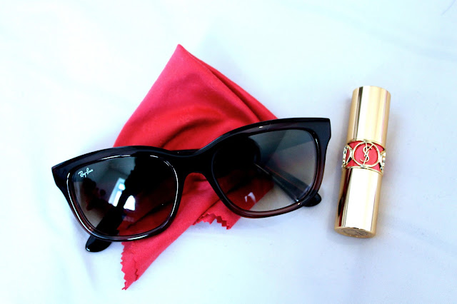 Ray Ban, YSL