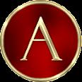 Alfabeto em Botões-Png