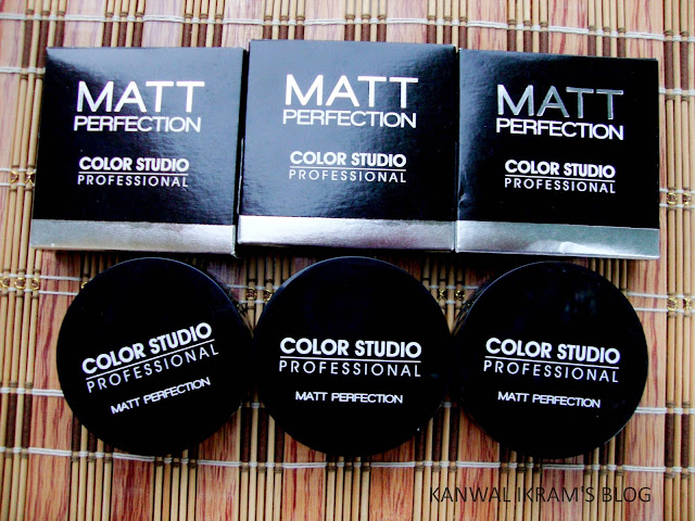 Color Studio Matt Perfection