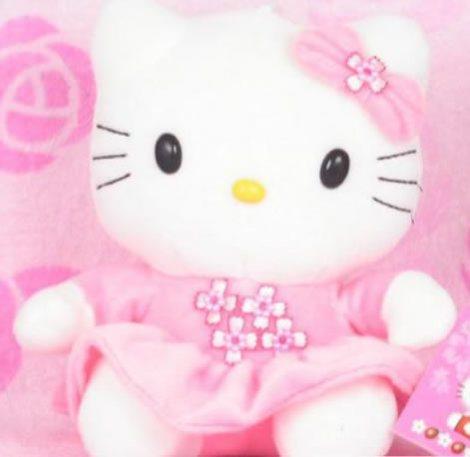 Boneka Hello Kitty Boneka Hello Kitty