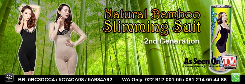 1BAJU PELANGSING NATURAL BAMBOO | PALING LAKU!!!