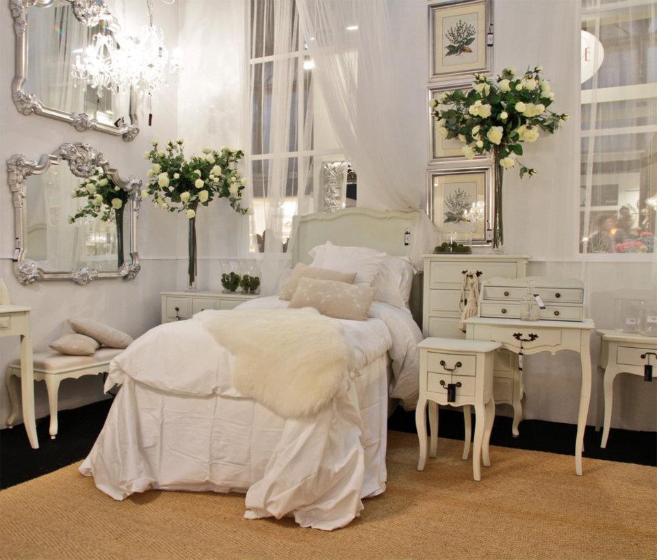 Almacen vintage dormitorios shabby chic bedrooms shabby chic Recamaras estilo vintage