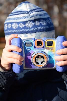aparat fotograficzny dla dzieci Vtech Kidizoom Twist Plus