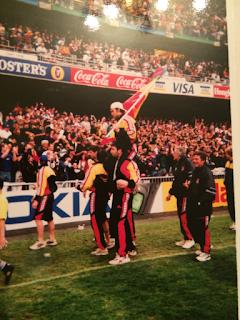 Rugby 7 : Hong Kong 97 - Clausura