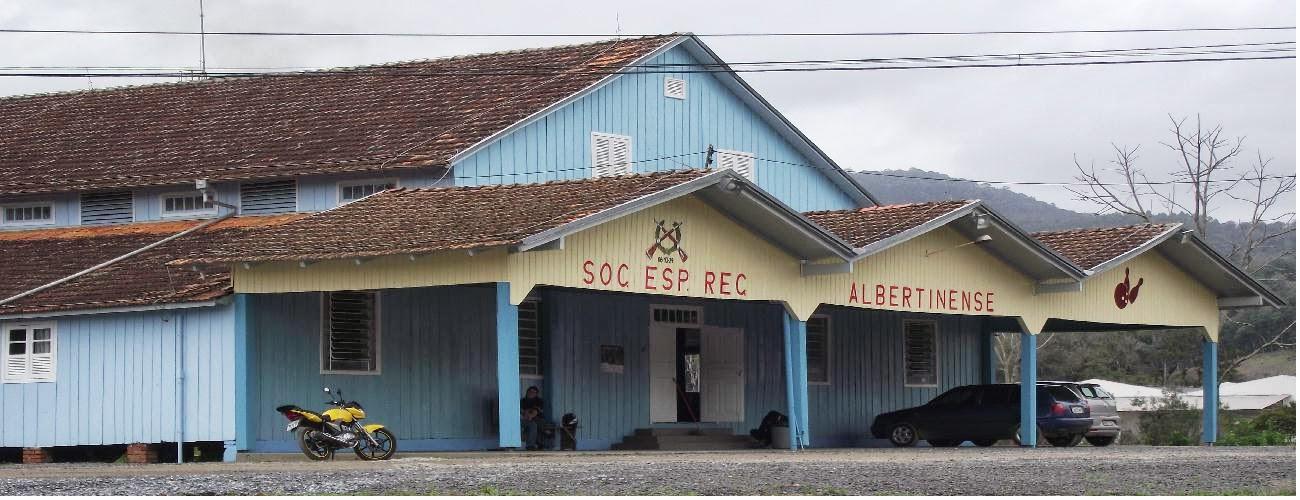 Soc. Esp. Rec. Albertinense - Rio do Sul - SC