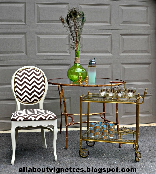 All About Vignettes: Some of What I'll Have at Vintagepalooza