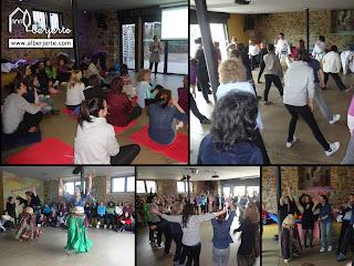Yoga y Artes corporales del Valle del Jerte