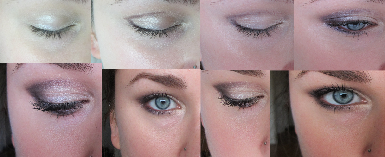 Easy Purple Smokey Eye 20130717183329g Stepbystep: How To Apply Eyeshadow  Step By Step Pictures Solution