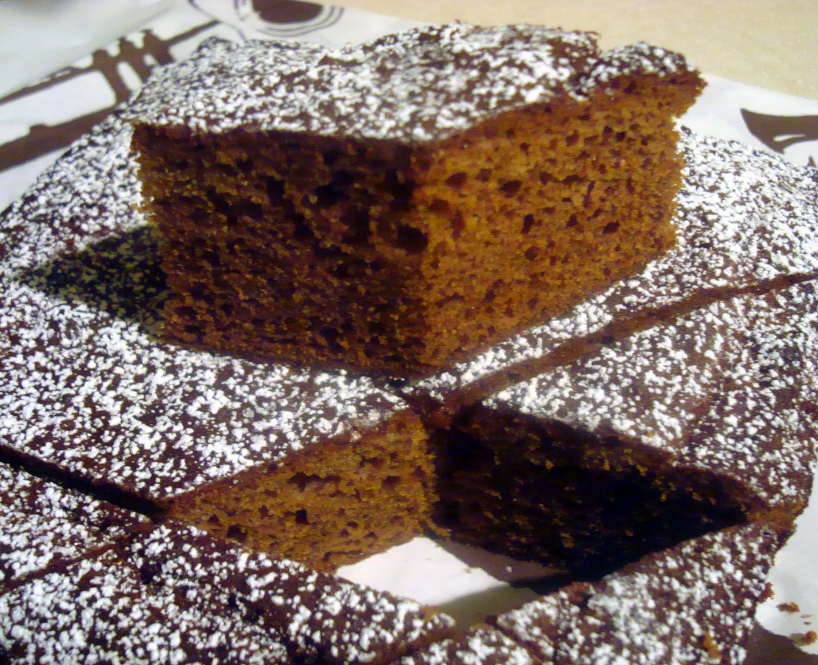 astheroshe's: Couque- Rye Honey Cake