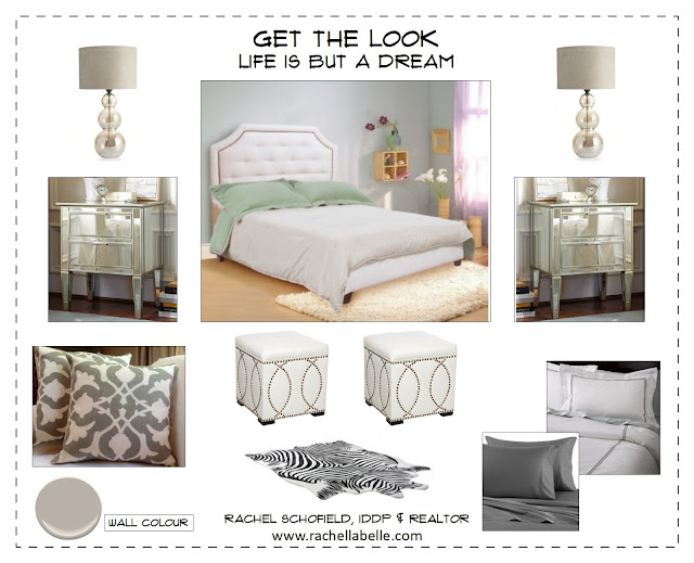 Rachel Schofield: Best Edmonton Decorator | Look for Less | Moodboard