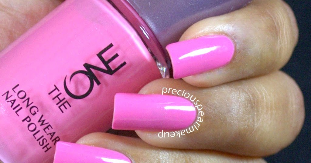 preciouspearlmakeup: Oriflame The One Long wear Nail Polish in ...