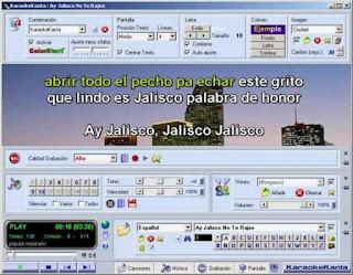 KaraokeKanta Español