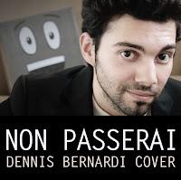 Cover Non passerai di Dennis Bernardi
