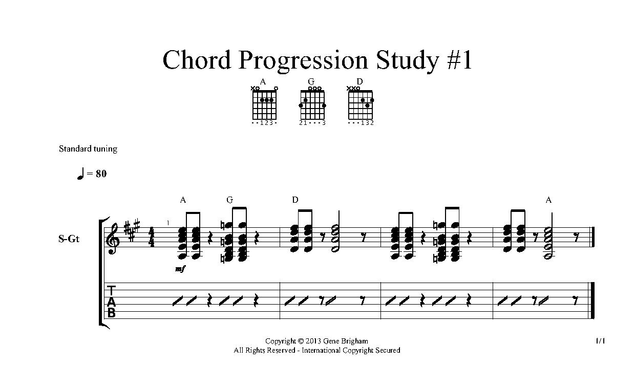 Beginning guitar july 2013 eight chords at your disposal you could be writing hit songs right now lets put some of these chords together see what we can come up with hexwebz Images
