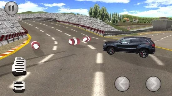 SUV Racing 3D Car