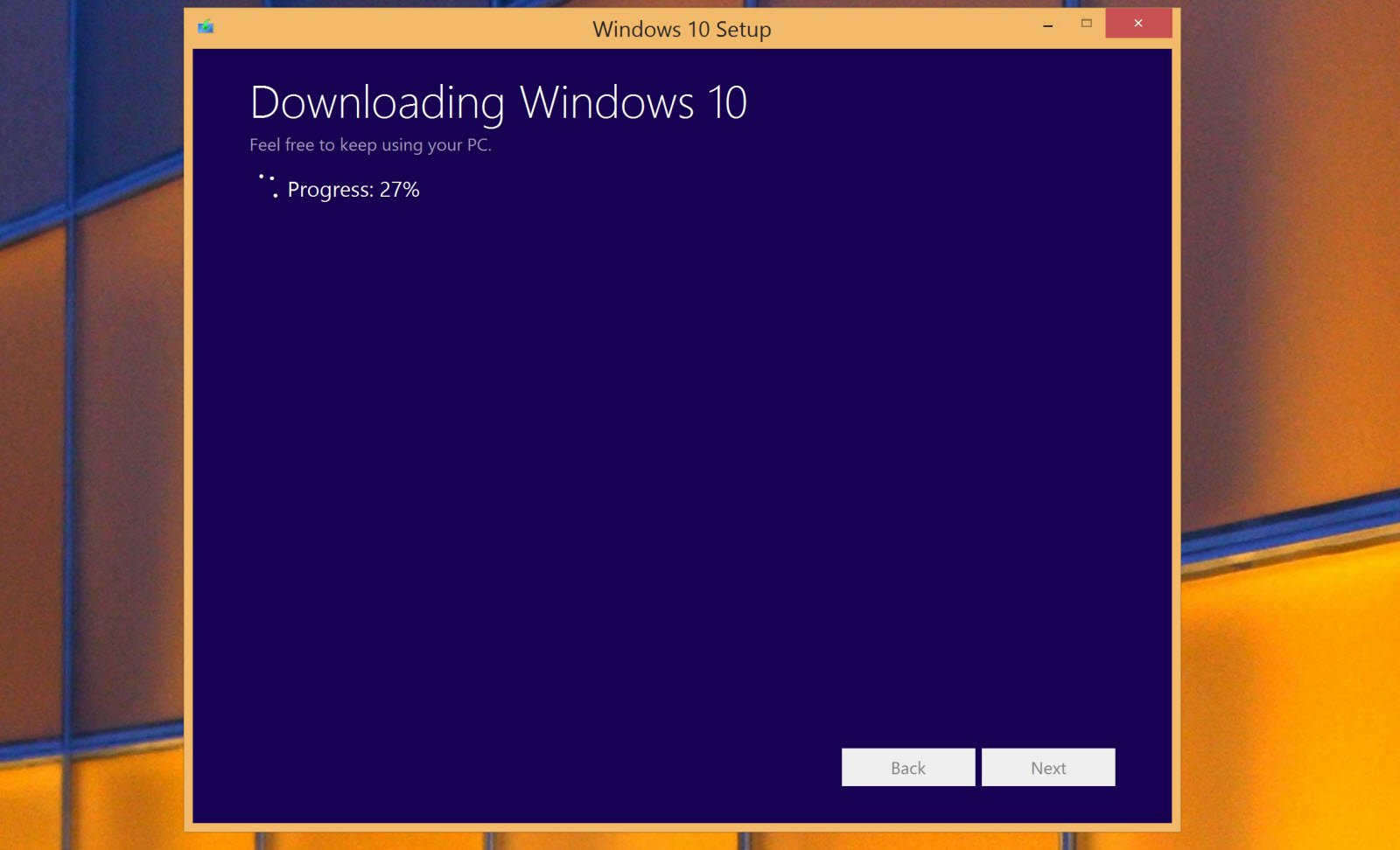windows 10 downloads not installing