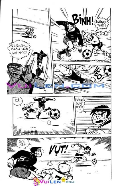 Jindodinho - Đường Dẫn Đến Khung Thành III  Tập 6 page 38 Congtruyen24h