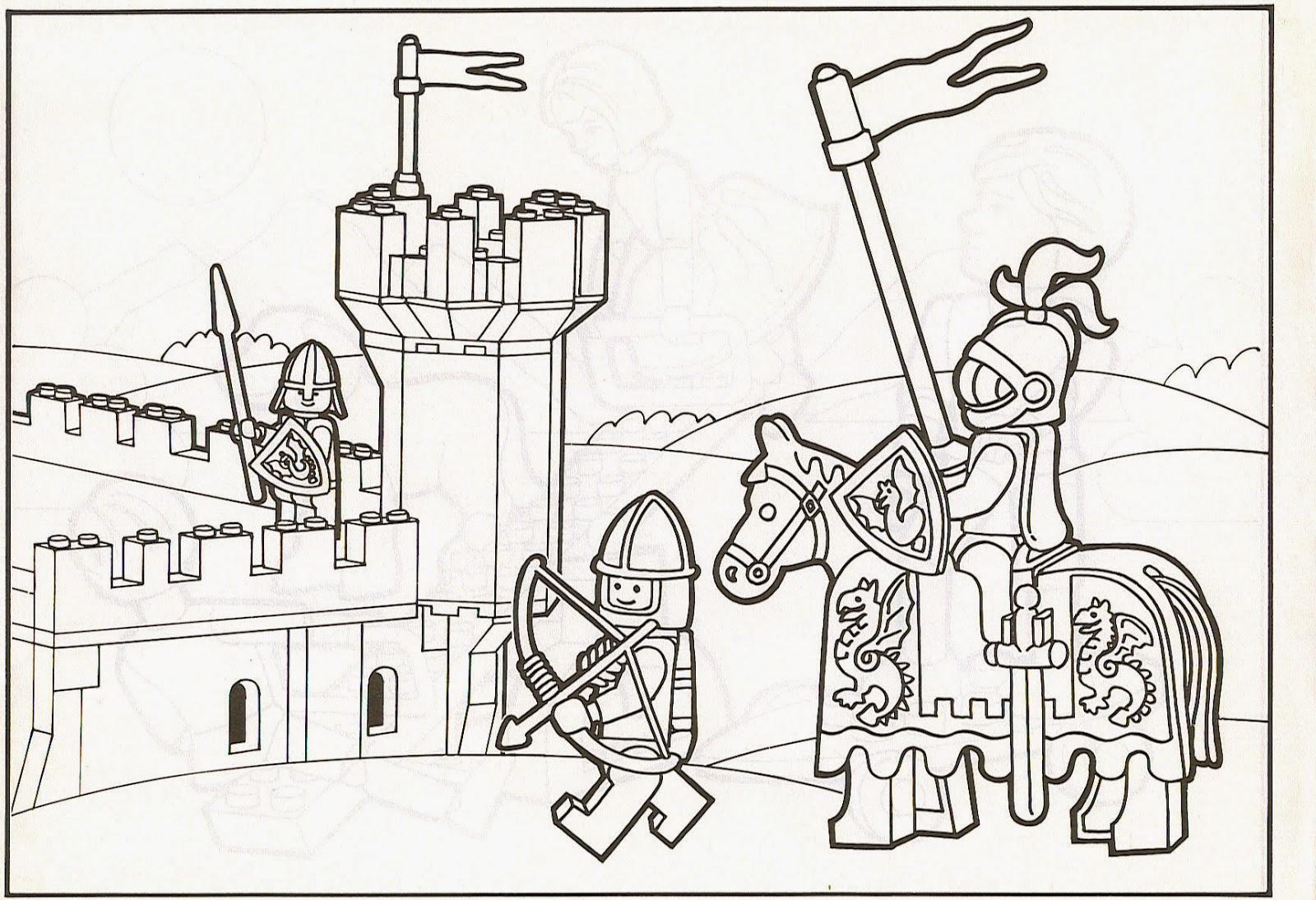 AUSMALBILDER - Deutschland: Ausmalbilder Lego Star Wars