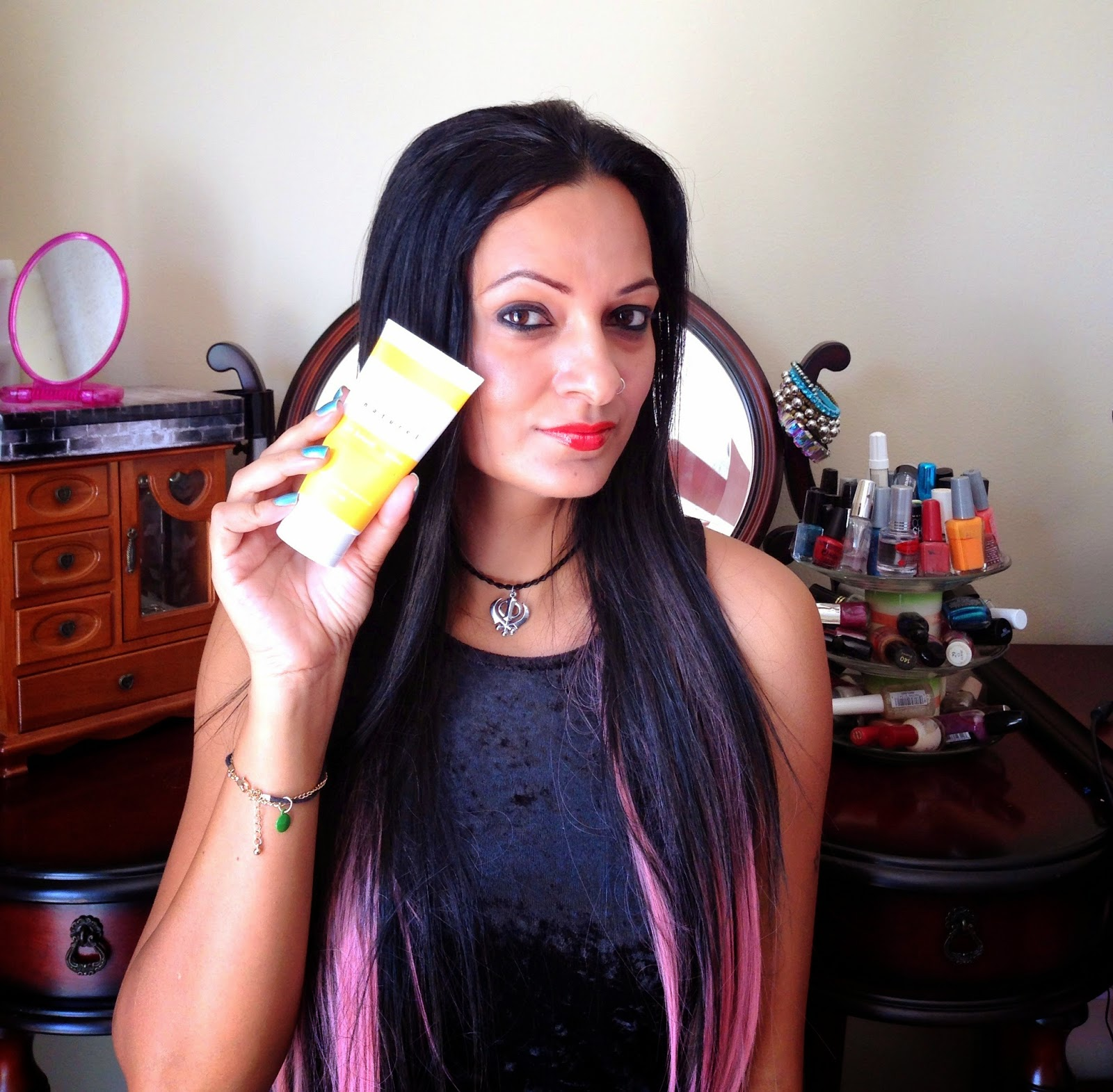 My Daily Skin Care Routine with california naturel