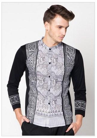 Contoh Desain Busana Muslim Pria Dewasa Terpopuler 2016 Model Baju