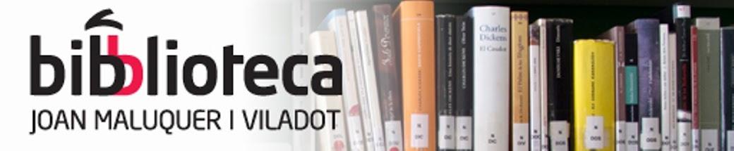 Biblioteca Joan Maluquer i Viladot d'Artesa de Segre