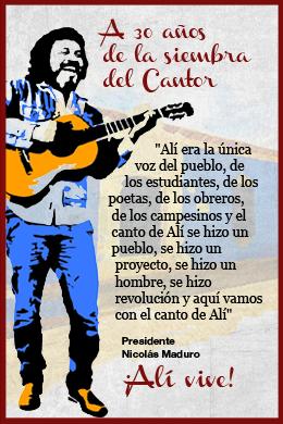 EL PADRE CANTOR
