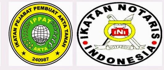 Logo Resmi Notaris dan Ikatan Notaris PPAT Indonesia